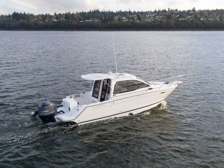2017 Cutwater C-242 Coupe Yamaha 300hp