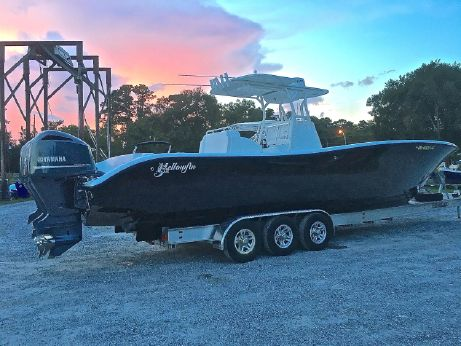 2013 Yellowfin 36 (repowered)
