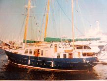 1992 Custom Steel Motor Sailer 25m