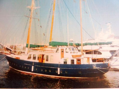 1992 Custom Steel Motor Sailer 25m