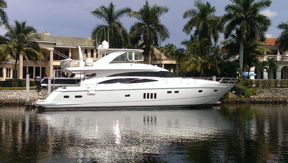 2007Princess - Viking Sport Cruiser 70 Flybridge Motor Yacht