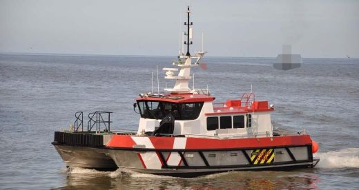 2009 Crew Boat Wind Farm Vessel