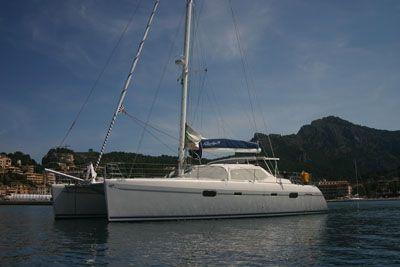 2004 Alliaura Marine PRIVILEGE 585