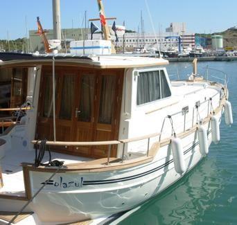2008 Astilleros Menorquin Yachts 120T