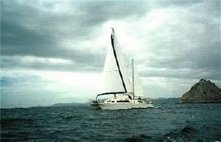1980 Solaris 42 Ketch