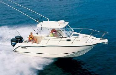 2005 Boston Whaler 255 Conquest