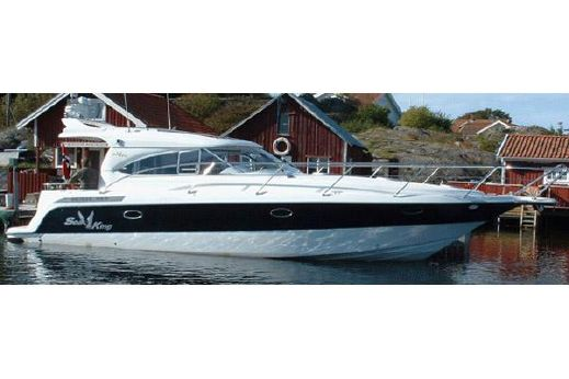 2008 Cr Yachts Seaqueen 38