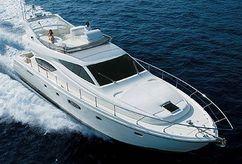 2006 Ferretti Yachts 550 Fly