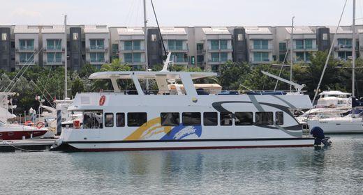 2012 57 Foot Power Catamaran