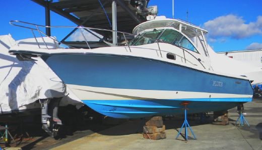 2011 Pursuit 285 Offshore
