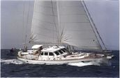 photo of 59' Kanter 18m (59') Custom Pilothouse Yacht