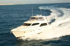 2008 Hampton 630 PH Motoryacht