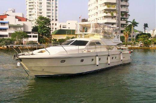 1999 Ferretti 62