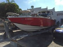 1987 Carrera Boats 27
