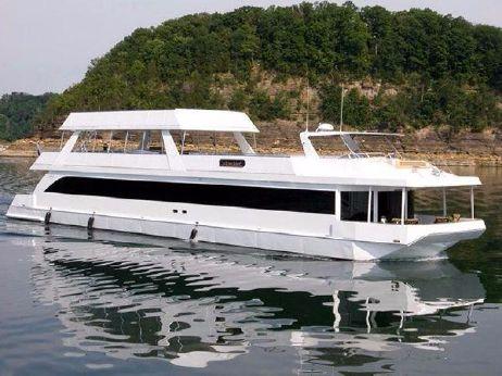2009 Stardust Cruisers 20X112WB Custom Houseboat