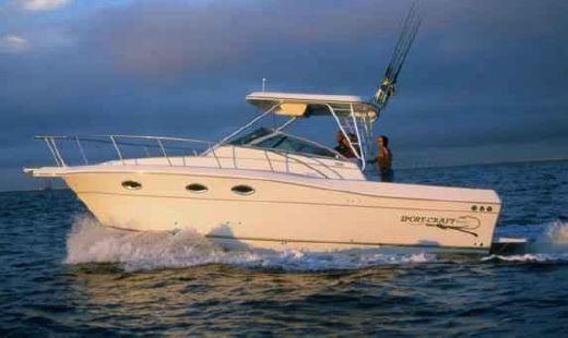 2002 Sport-Craft 3150 Sportfish