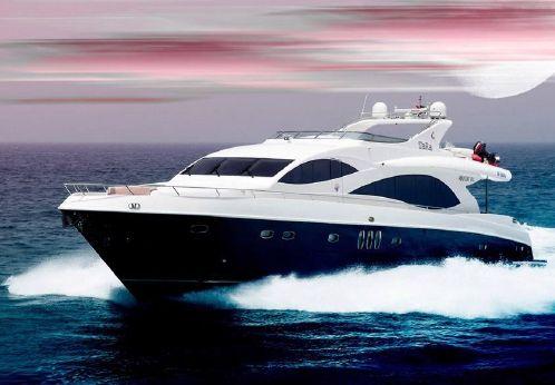 2011 Prestige Yachts Invest Majesty 88