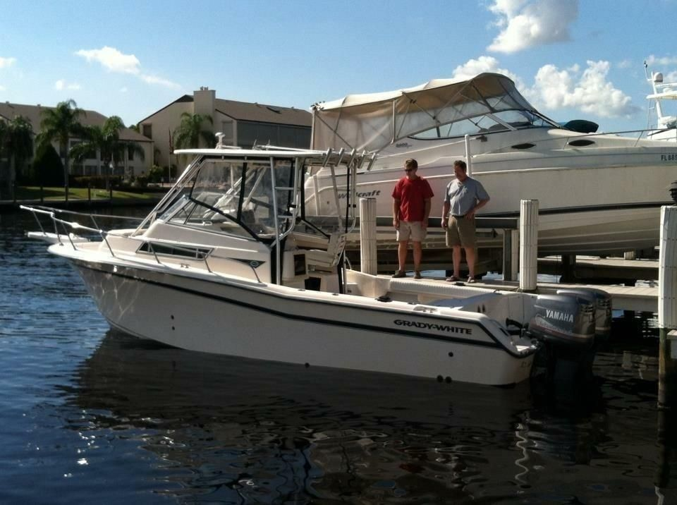 Gig Harbor (WA) United States  city images : 1999 Grady White 268 Islander WA Power Boat For Sale www.yachtworld ...