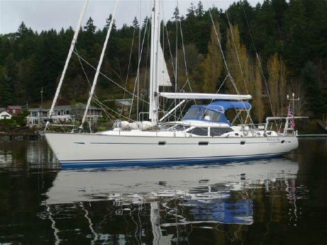 2002 Oyster 53