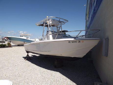 1996 Scout Boats 192 Sportfish