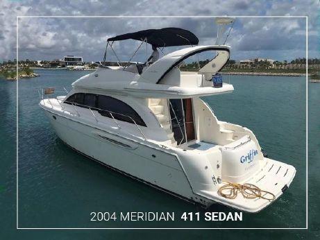2004 Meridian 411 Sedan