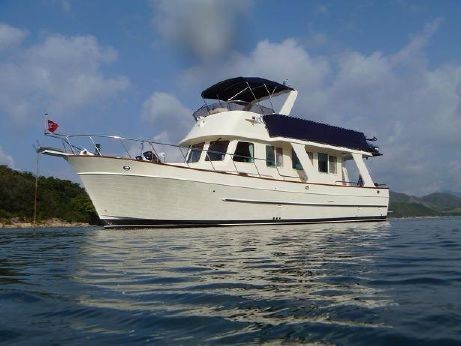 2008 Clipper Motor Yachts Heritage 40