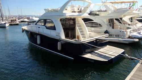 2007 Viking Marine Sanremo 465
