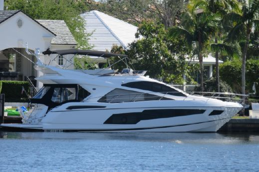 2017 Sunseeker Manhattan 55