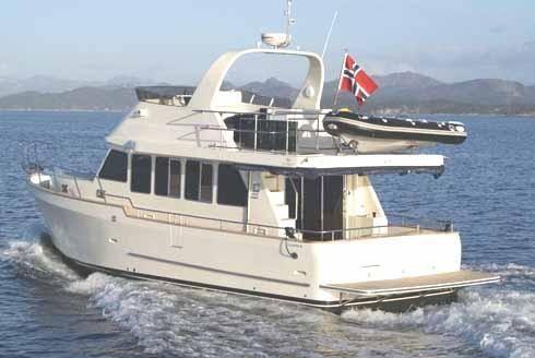 2017 Explorer Motor Yachts