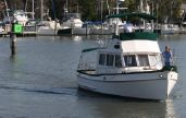 photo of 32' Grand Banks Sedan