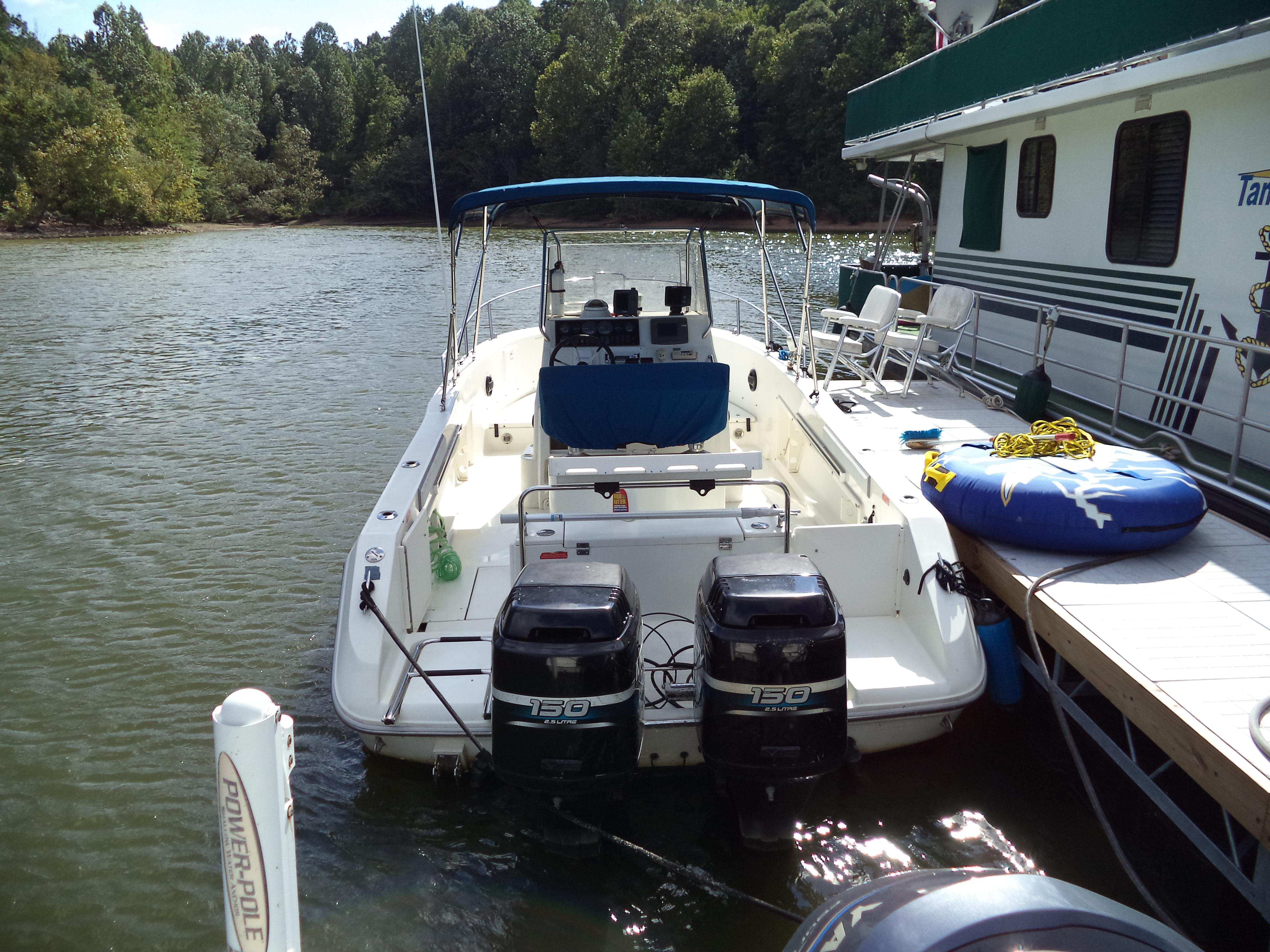 Eddyville (KY) United States  City new picture : 1996 Sea Ray 24 Laguna SF Power Boat For Sale www.yachtworld.com