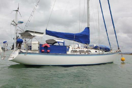 1983 C & C Newport 41 MK II