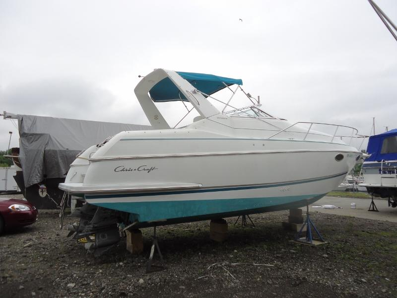 30 ft 1995 chris-craft crowne 30