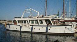 1967 Boele 28M Classic Gentlemans Yacht