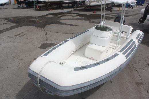 1997 Nautica 21 Deluxe