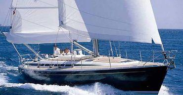 1995 Grand Soleil 45