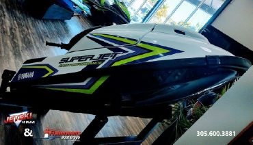 2020 Yamaha Waverunner SuperJet