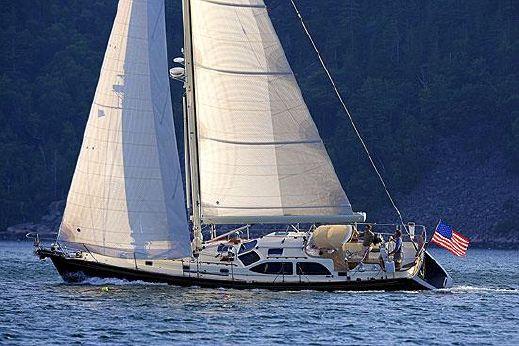 2012 Morris 48
