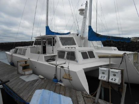 1984 Custom Trimaran Ketch
