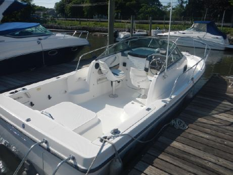 1999 Bayliner 21 Walkaround