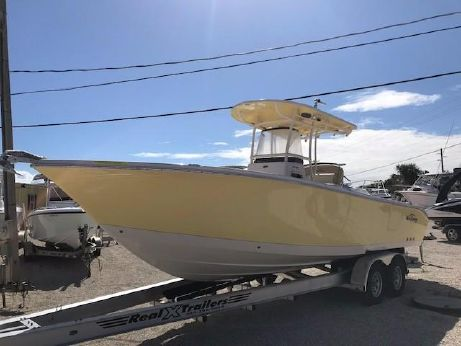 2018 Sea Chaser HFC 27