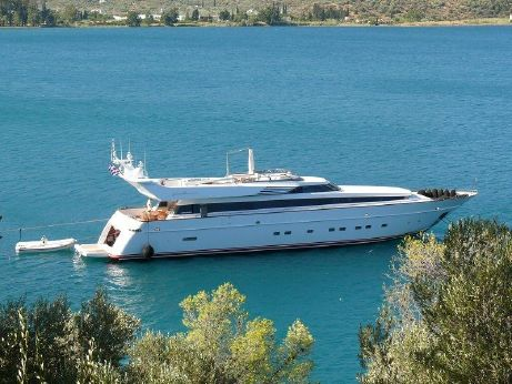 2000 Akhir 110' Twin Screw Yacht S/1508.1