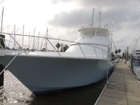 2006 Viking 68 SPORTFISH Low Hours!
