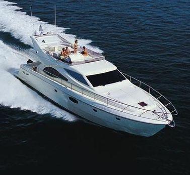 2007 Ferretti Yachts 591 Fly