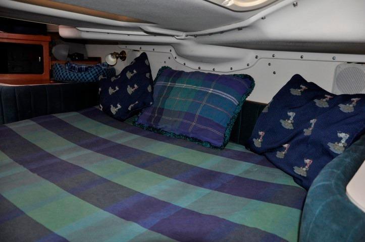40' Catalina 400-2+Aft Cabin