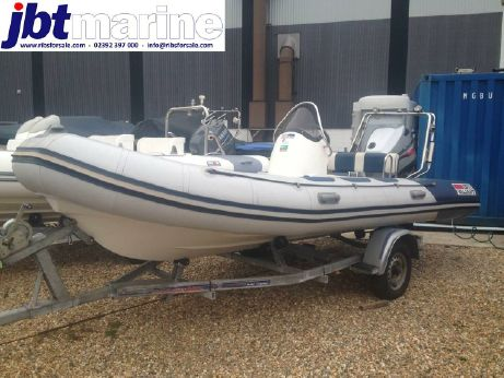 2011 Valiant Ribs 520 Sport/Sprint