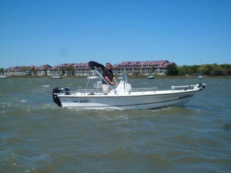 2007 Sea Boss 19 Bay Boat