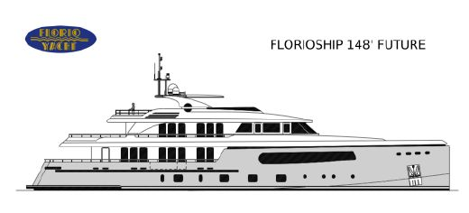 2017 Custom Florioship 148' Future