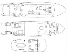 photo of  Stephens 74 Motor Yacht