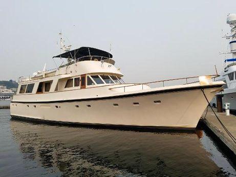 1983 Stephens 74 Motor Yacht